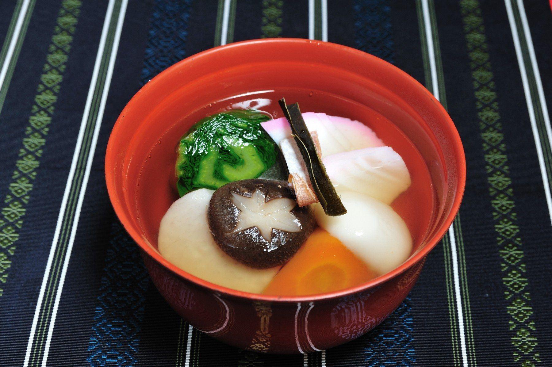 博多雑煮(2009)の画像