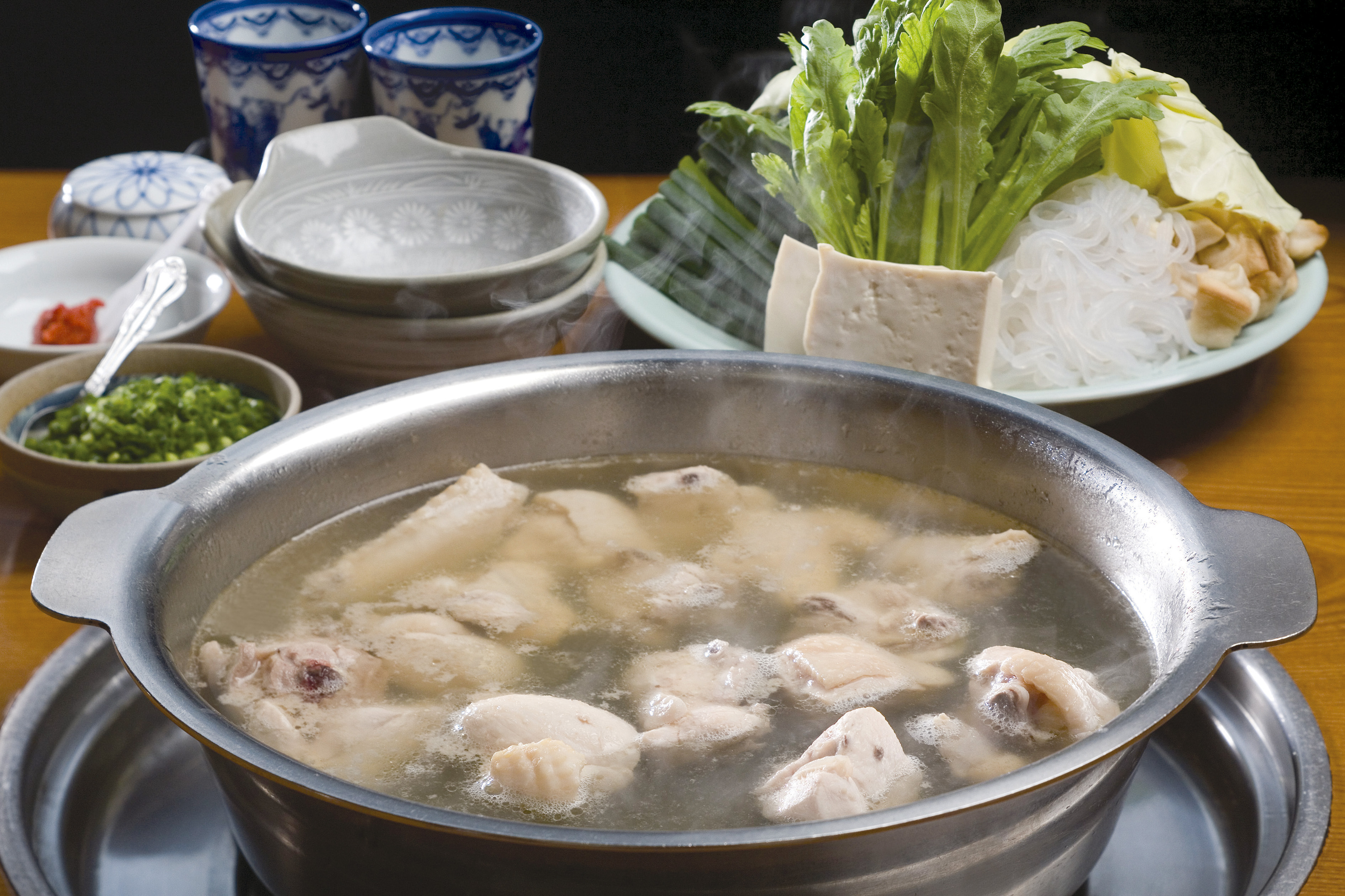 水炊き(2007)の画像