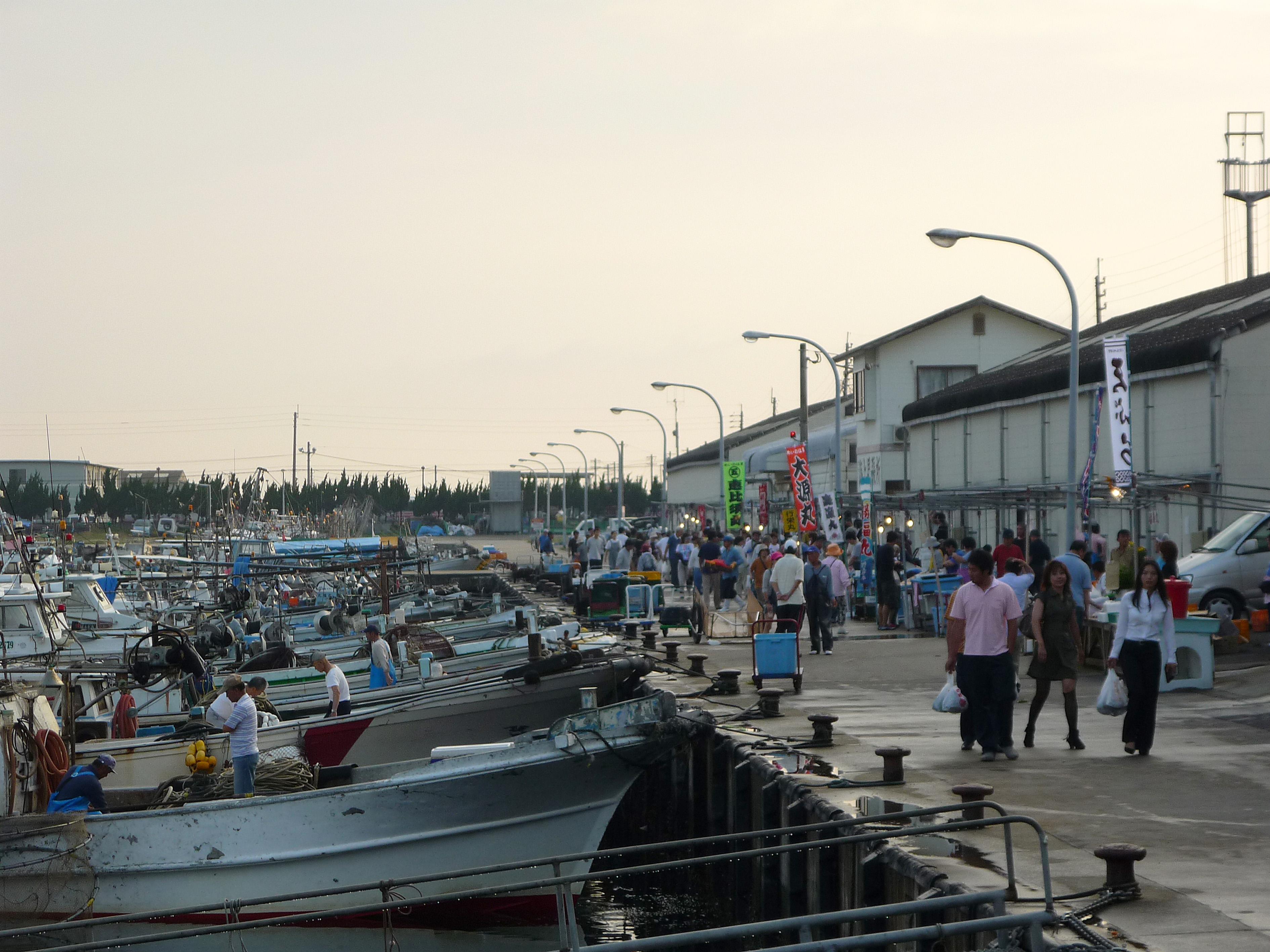 姪浜朝市(2009)の画像