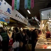 柳橋連合市場(撮影年不明)の画像