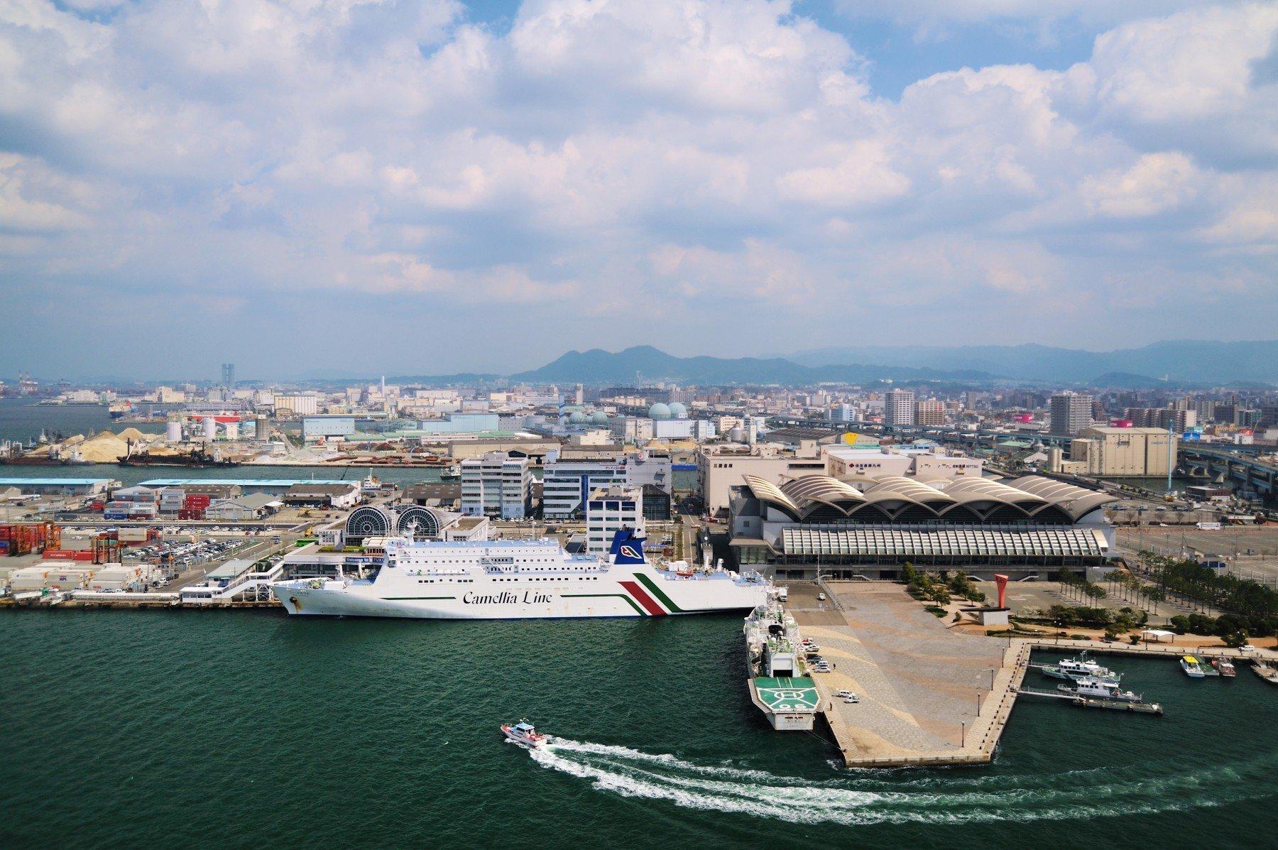 博多港国际候船大楼(2009)图片