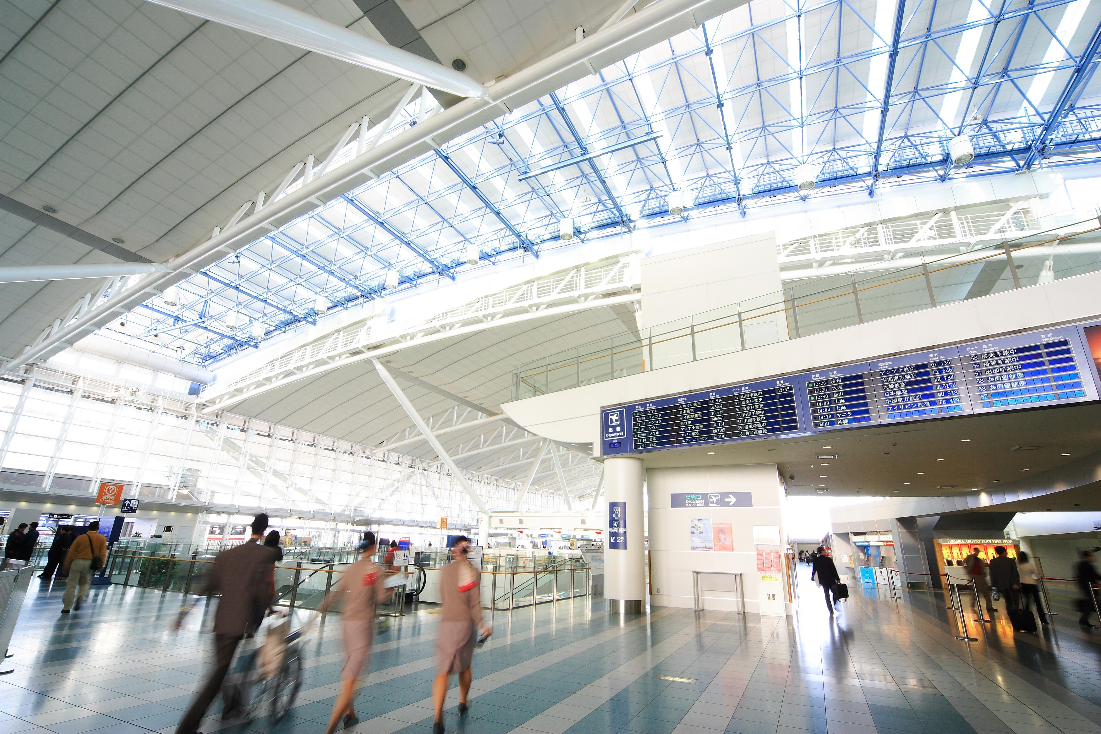福岡空港国際線ターミナル(2006)の画像