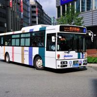 100円バス・都心部の移動に便利(2009)の画像