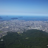 Image of Full View of Fukuoka City(2009)