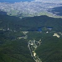 福岡市南西部より(2009)の画像