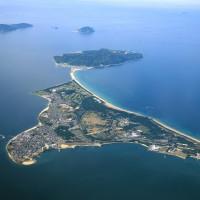 海の中道上空(2008)の画像