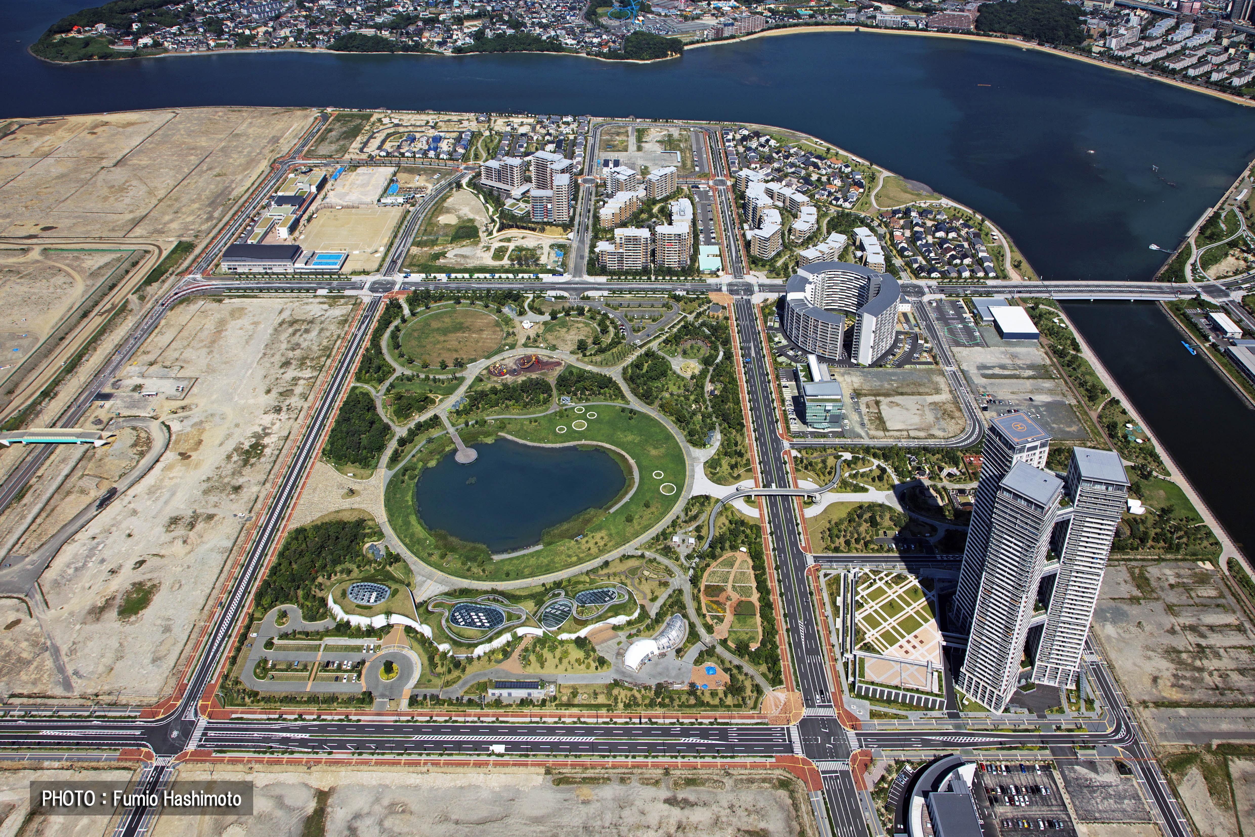 アイランドシティ(2009)の画像