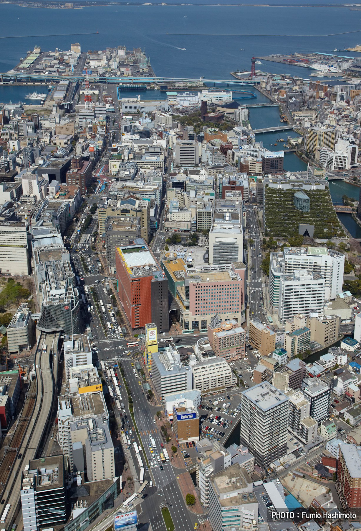 Image of Tenjin Area(2009)