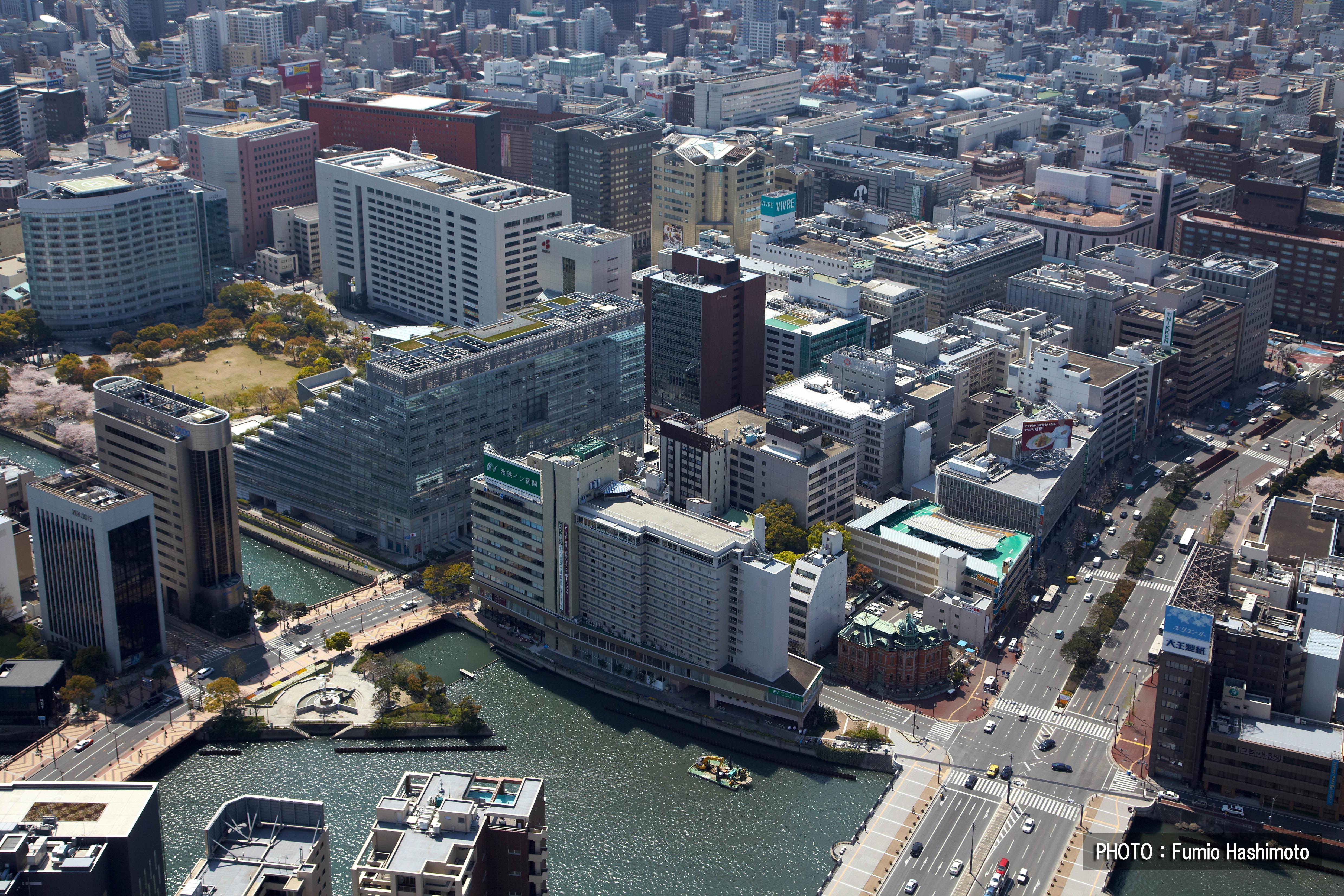 天神・昭和通り(2009)の画像