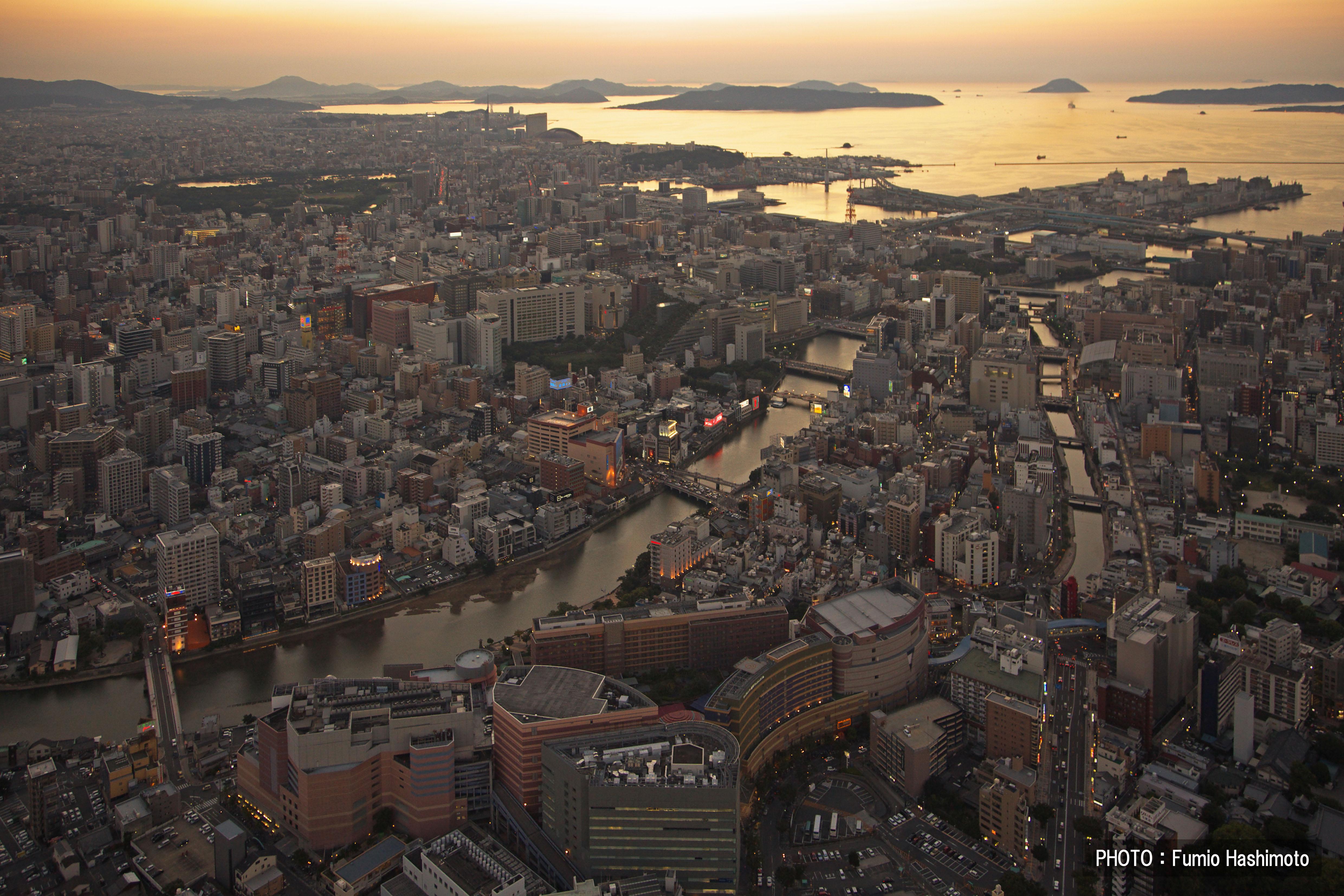 中洲川端・天神(2009)の画像