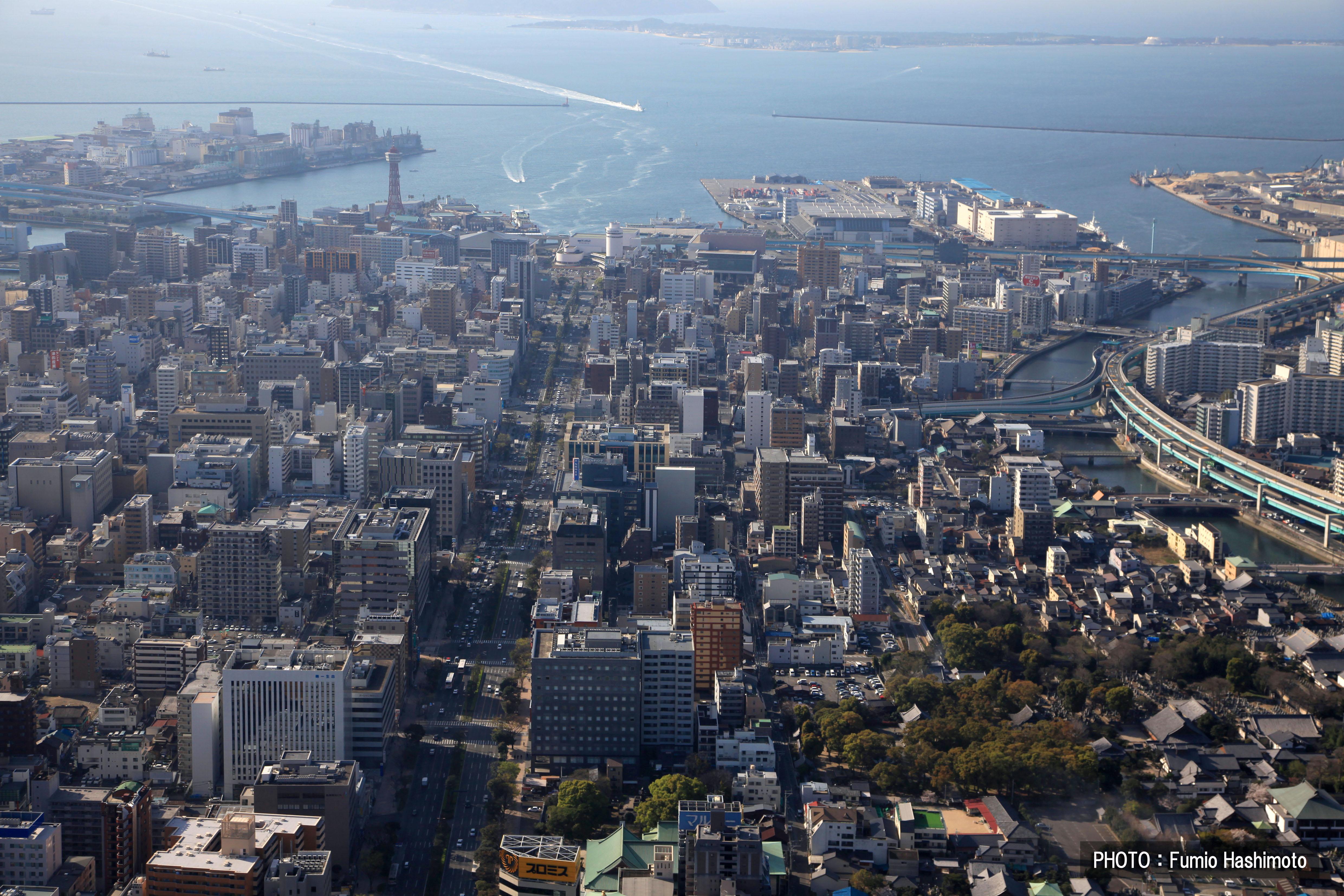 大博通り(2009)の画像