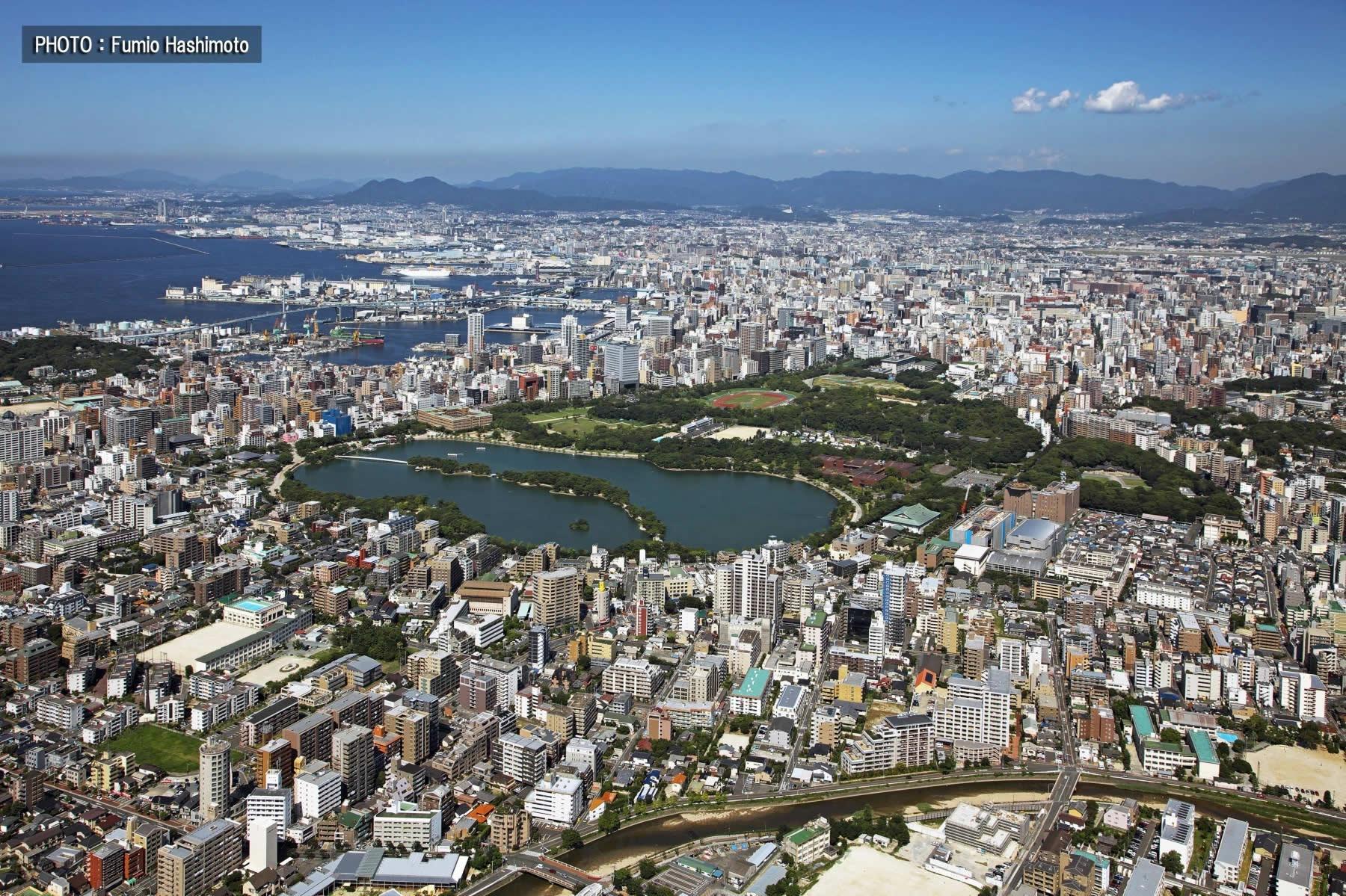 Image of Ohori Park(2009)