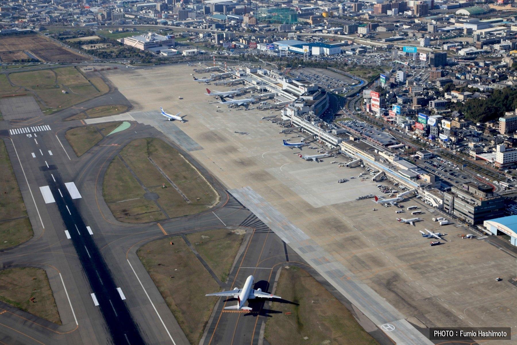 후쿠오카 국제공항(2009)의 이미지