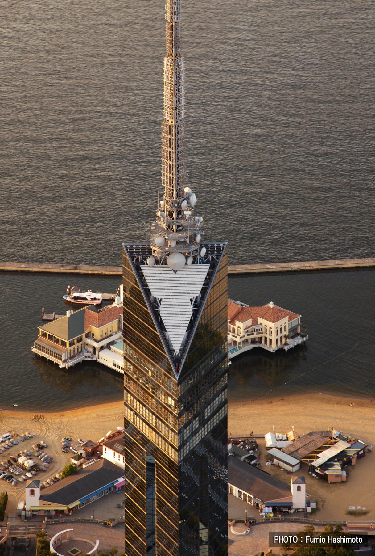 Image of Fukuoka Tower(2009)
