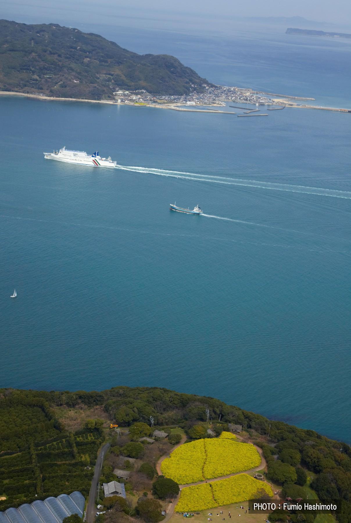 能古島・志賀島(2009)の画像