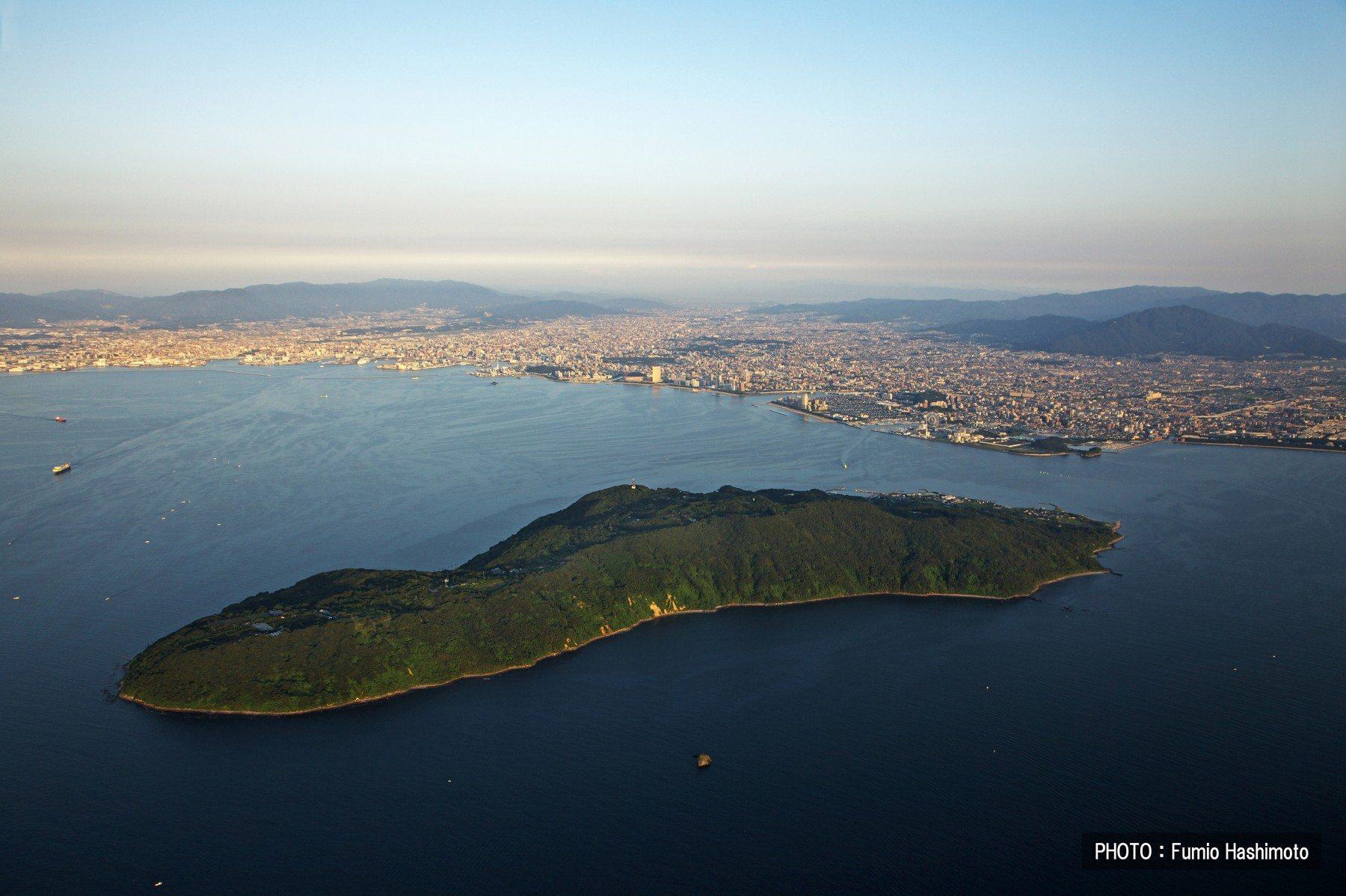 能古島(2009)の画像