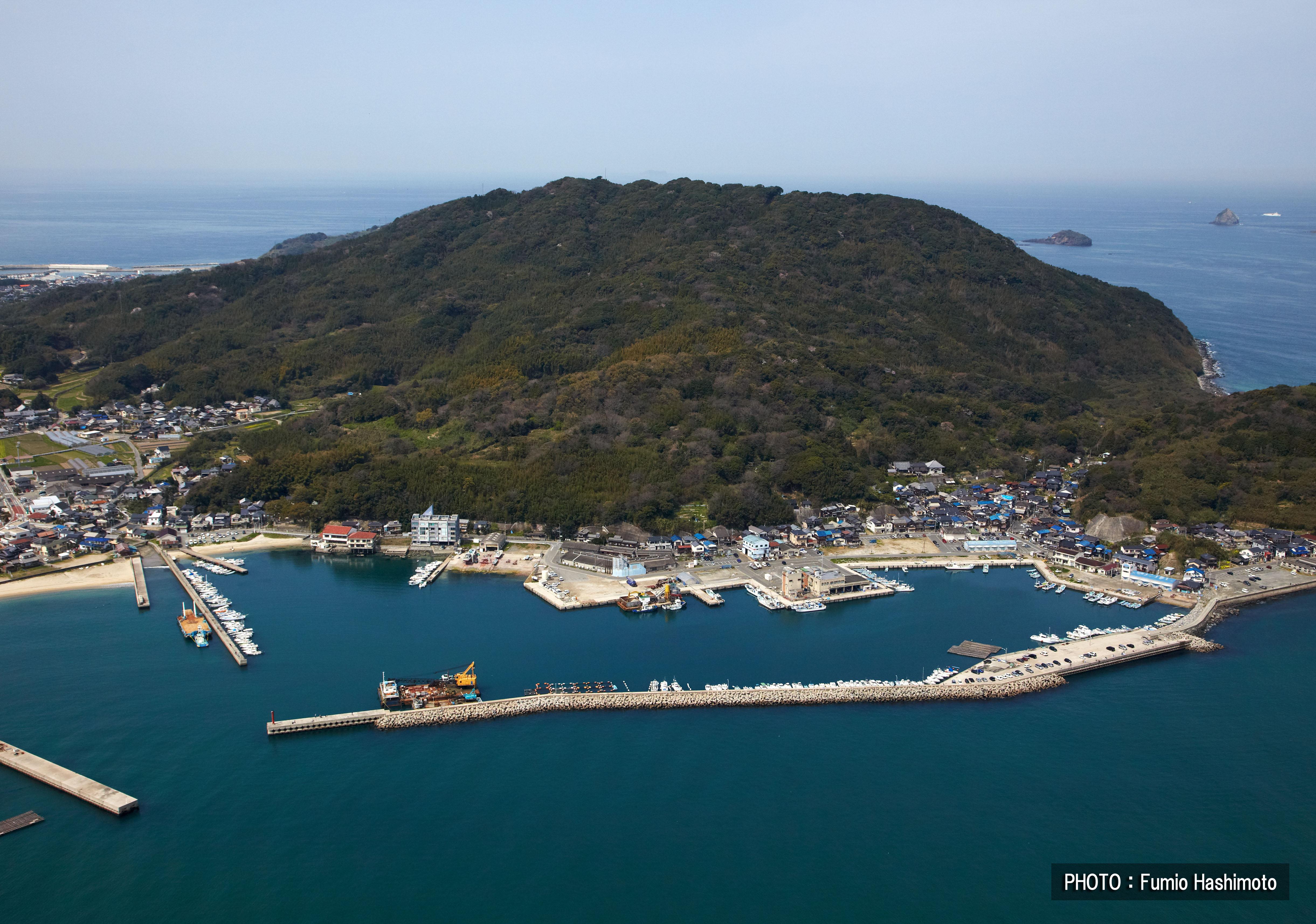 宮浦漁港(2009)の画像