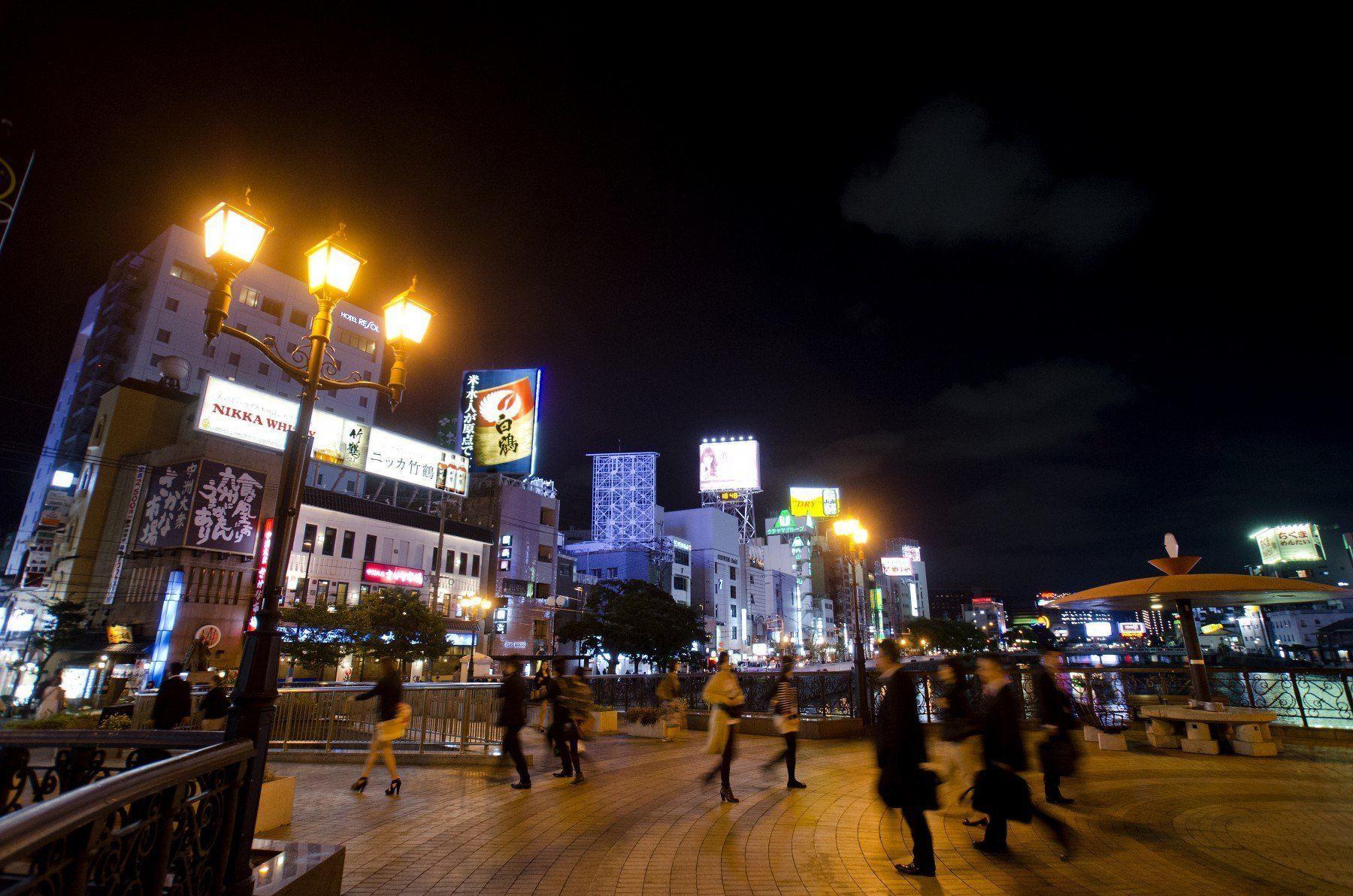 福博であい橋(2012)の画像