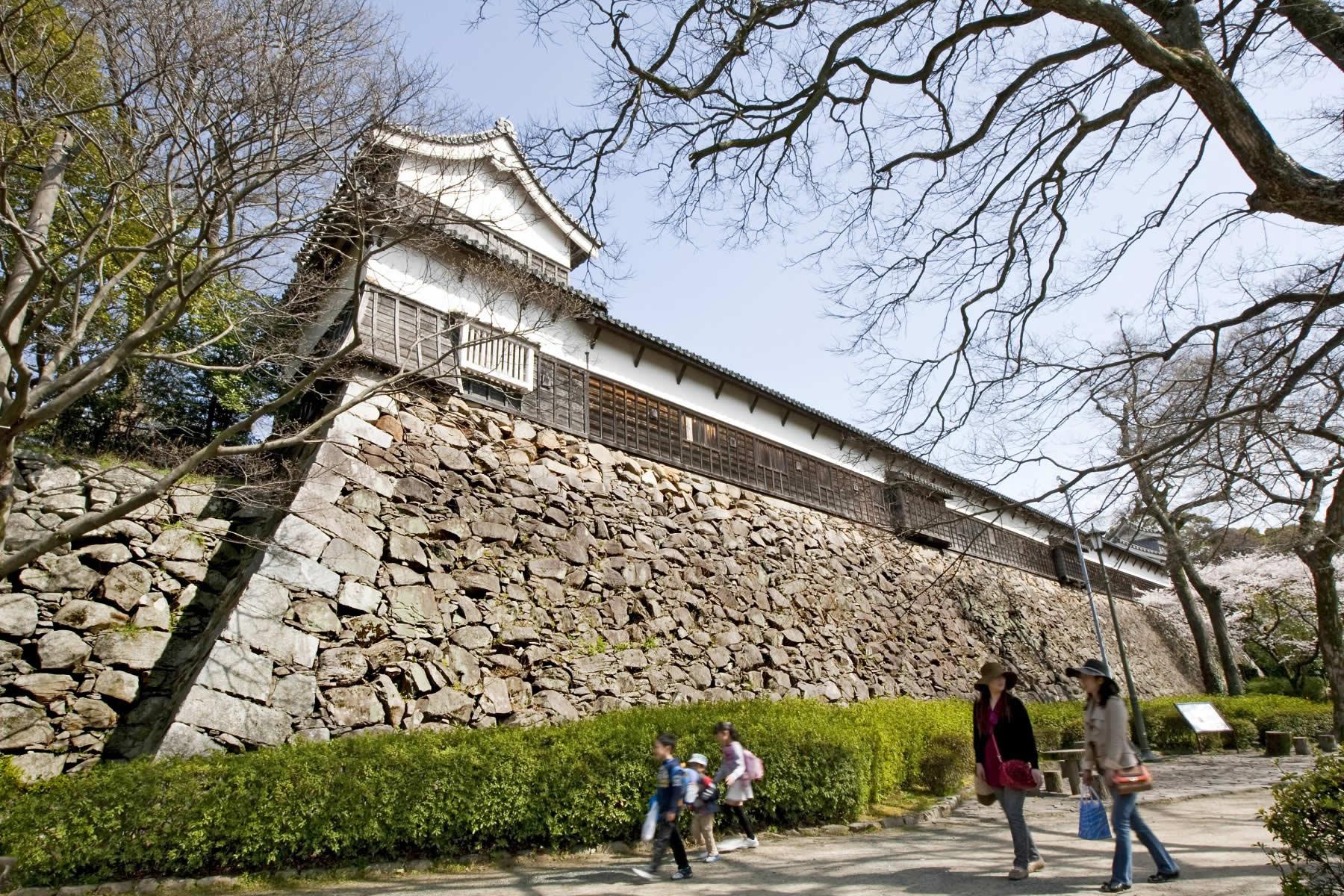 福冈城遗址(2012)图片