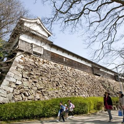 福岡城跡・多開櫓(2012)の画像