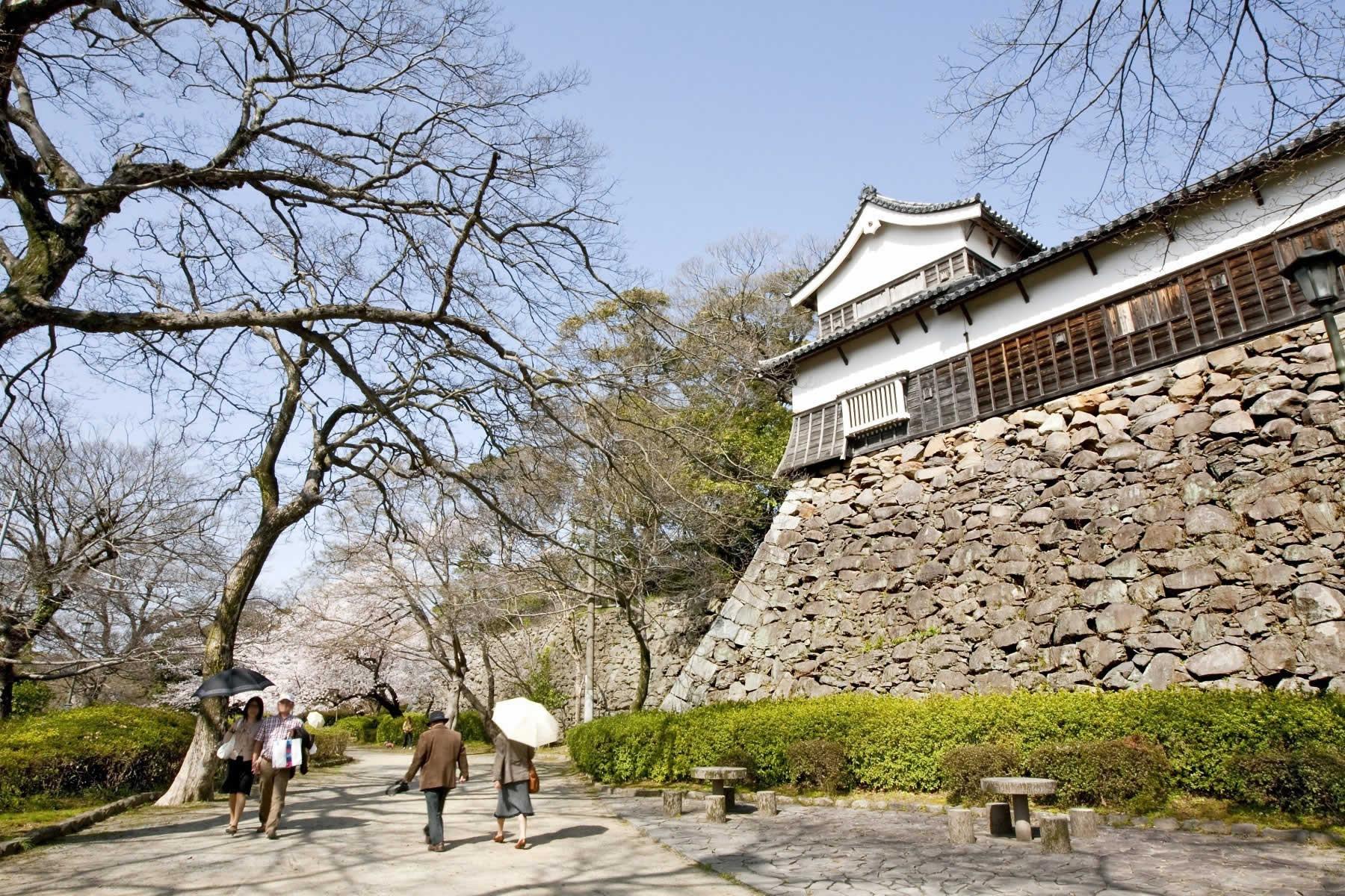 福岡城跡・多聞櫓(2012)の画像