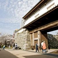 福岡城跡・大手門(2012)の画像