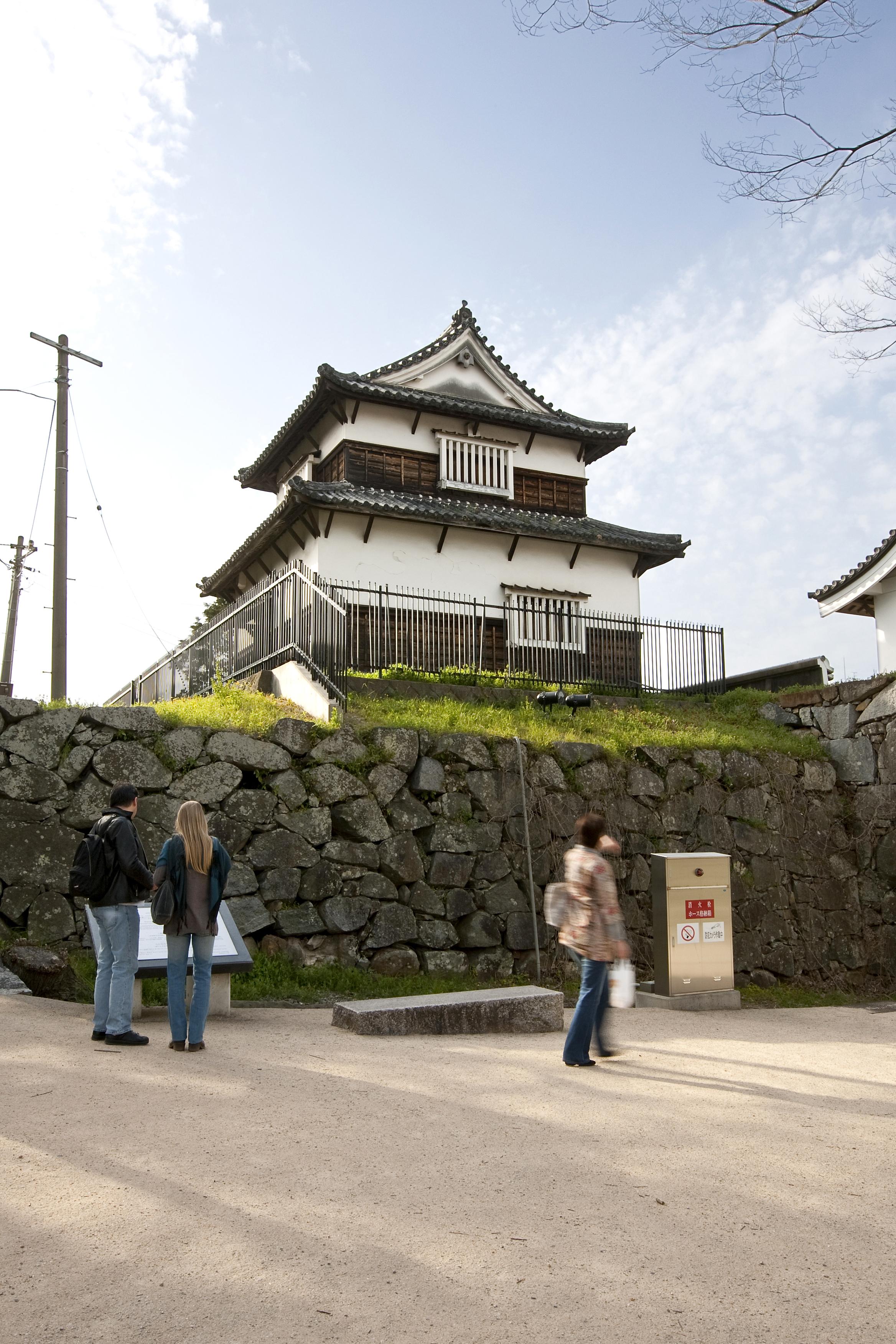 福岡城跡・潮見櫓(2012)の画像
