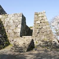 福岡城跡・鉄御門跡(2012)の画像