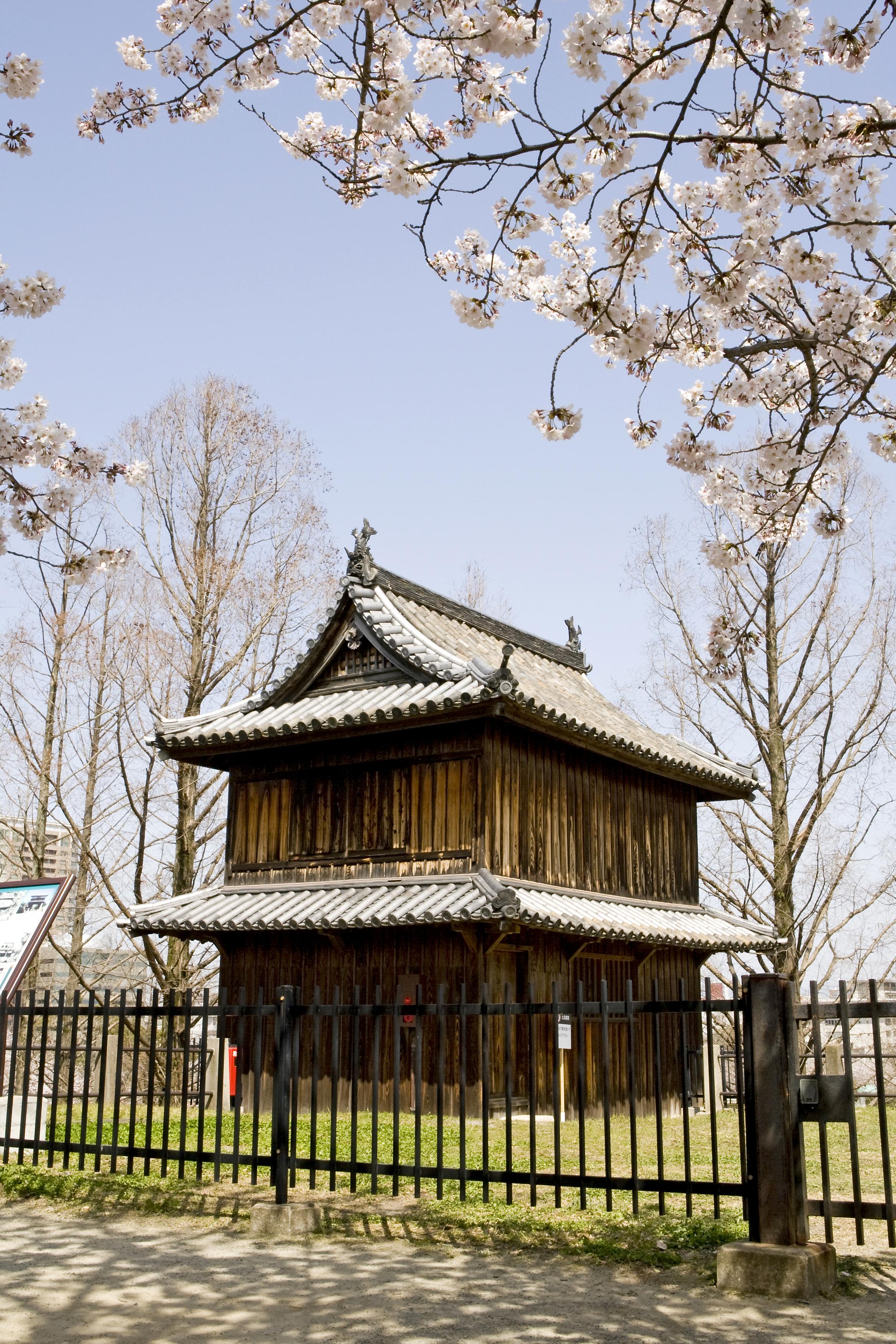 福岡城跡・祈念櫓(2012)の画像