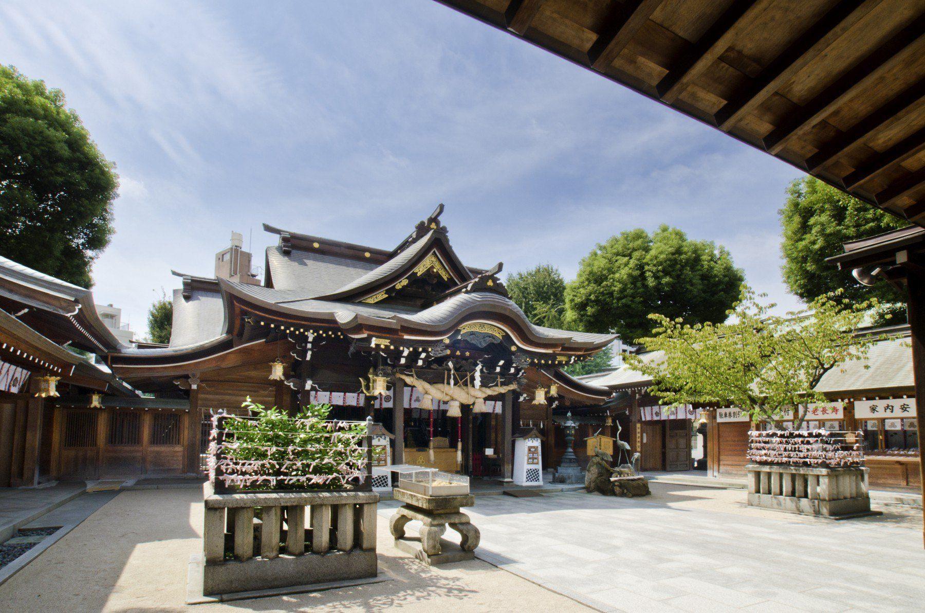 栉田神社(2012)图片