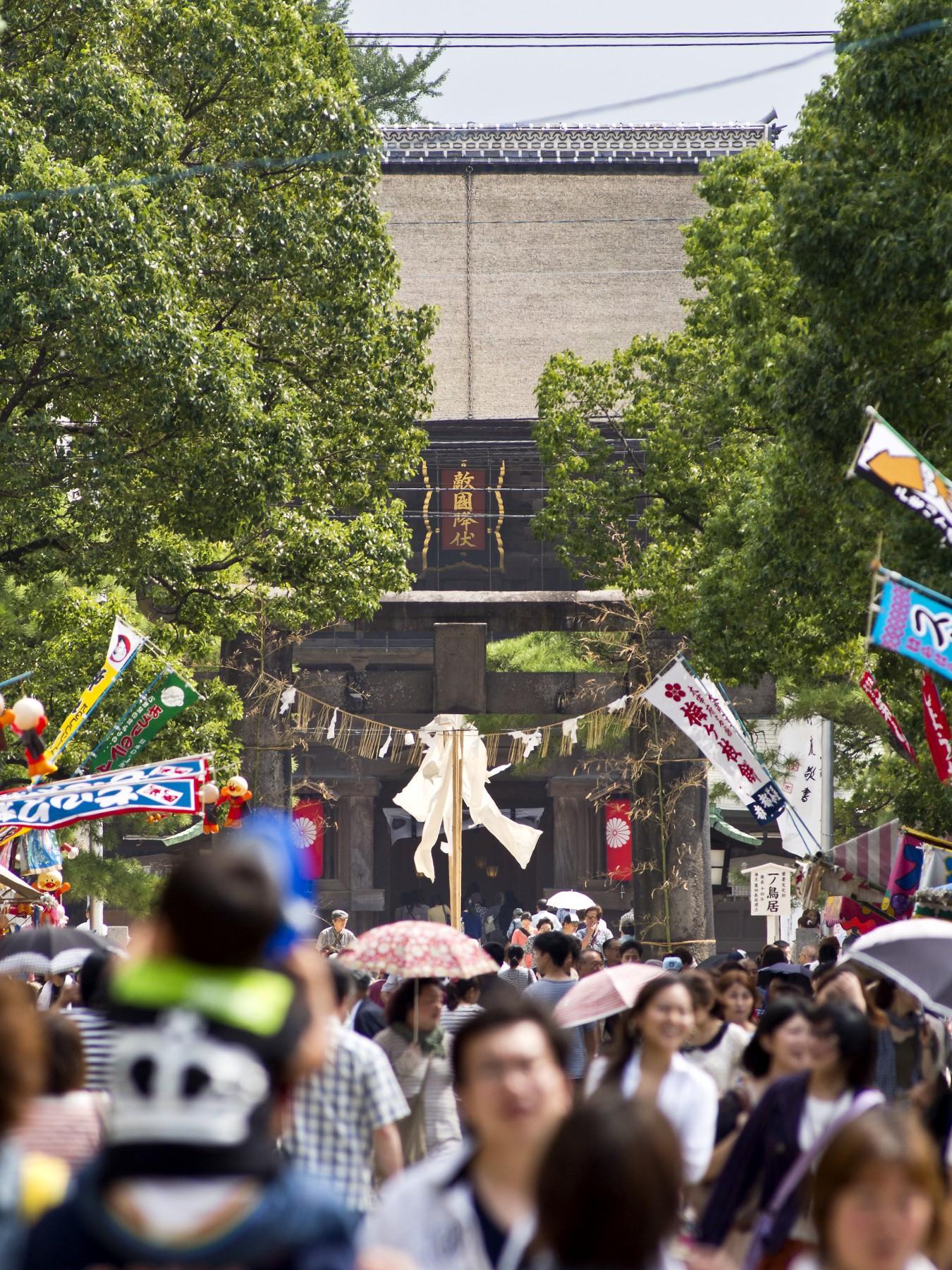 放生会(2012)图片