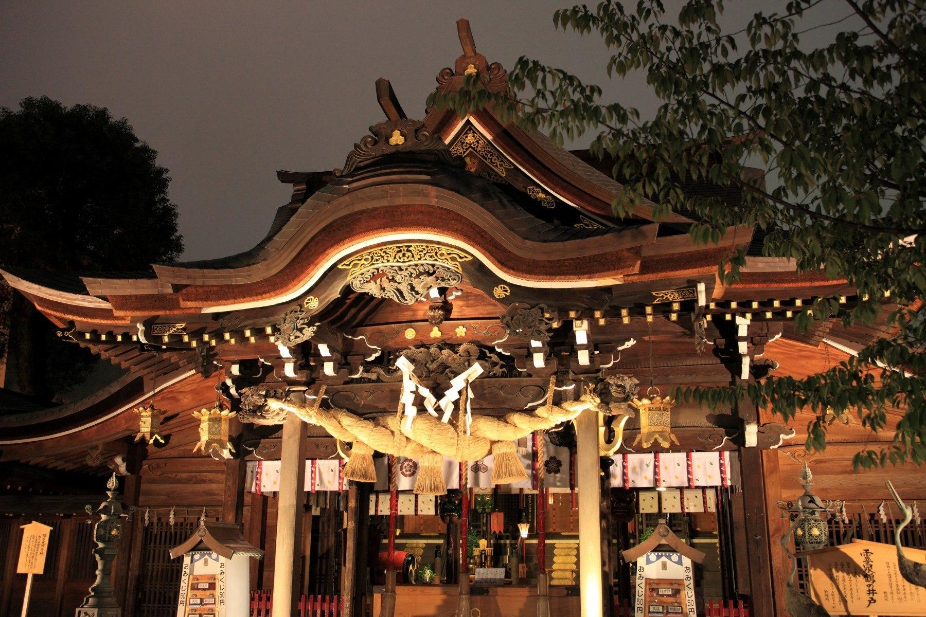 Image of Hakata Light Up Walk - Kushida Shrine(2011)