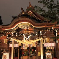Image of Hakata Light Up Walk - Kushida Shrine(2011)