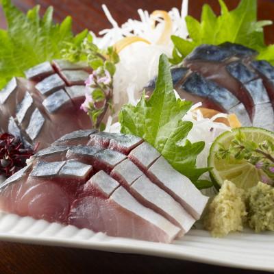 Image of Mackerel sashimi(2011)