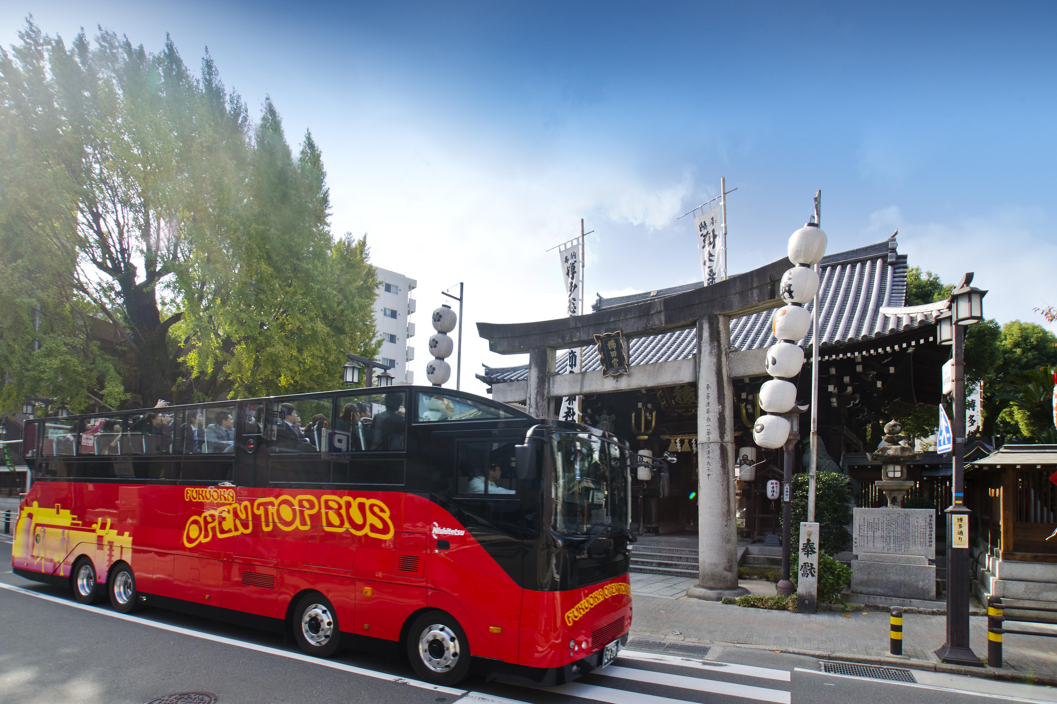 オープントップバス(2012)の画像