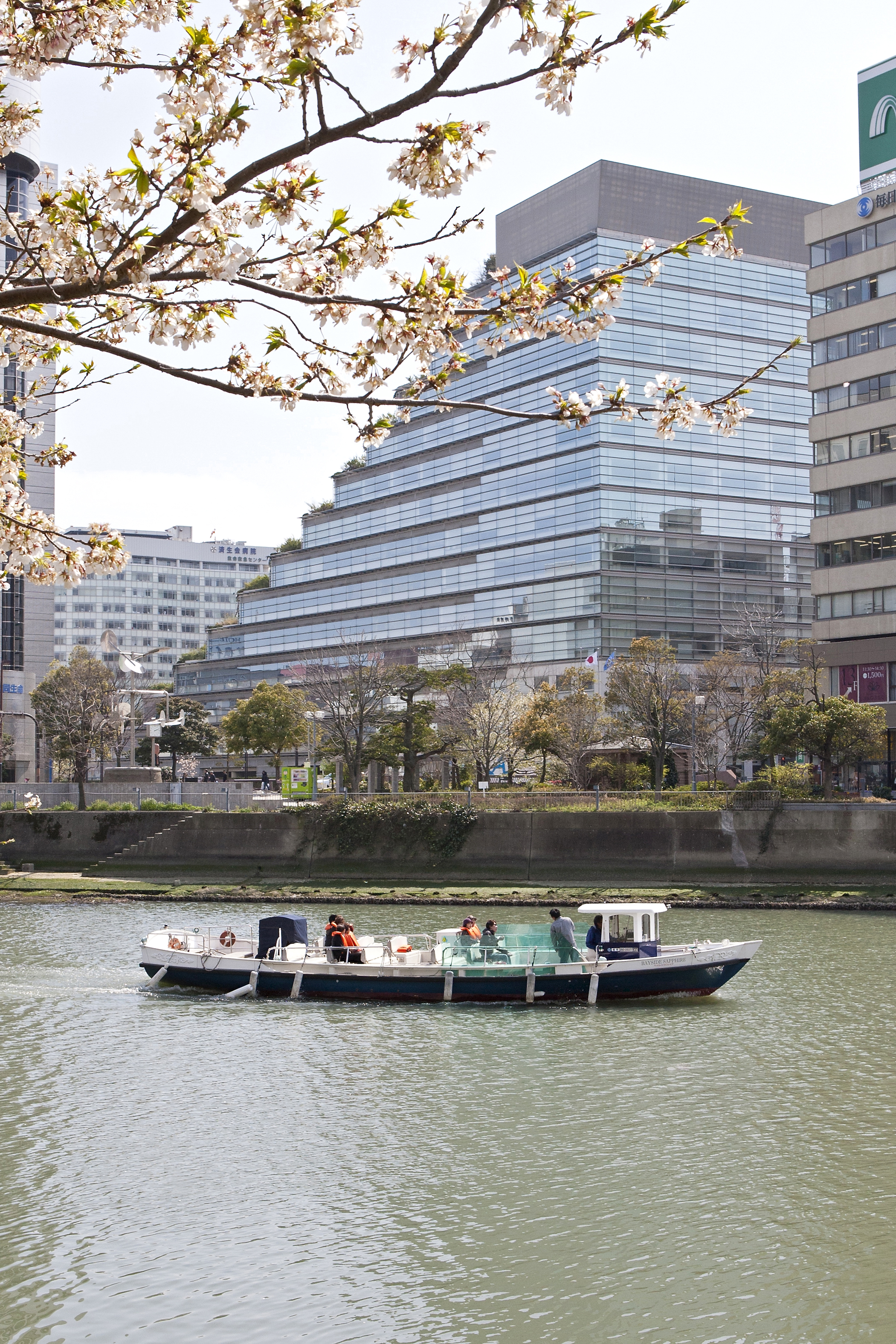 福博みなとであい船(2012)の画像