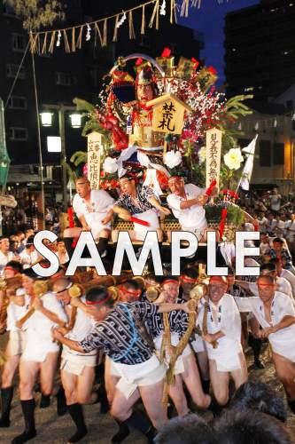 博多祇園山笠(2013)の画像