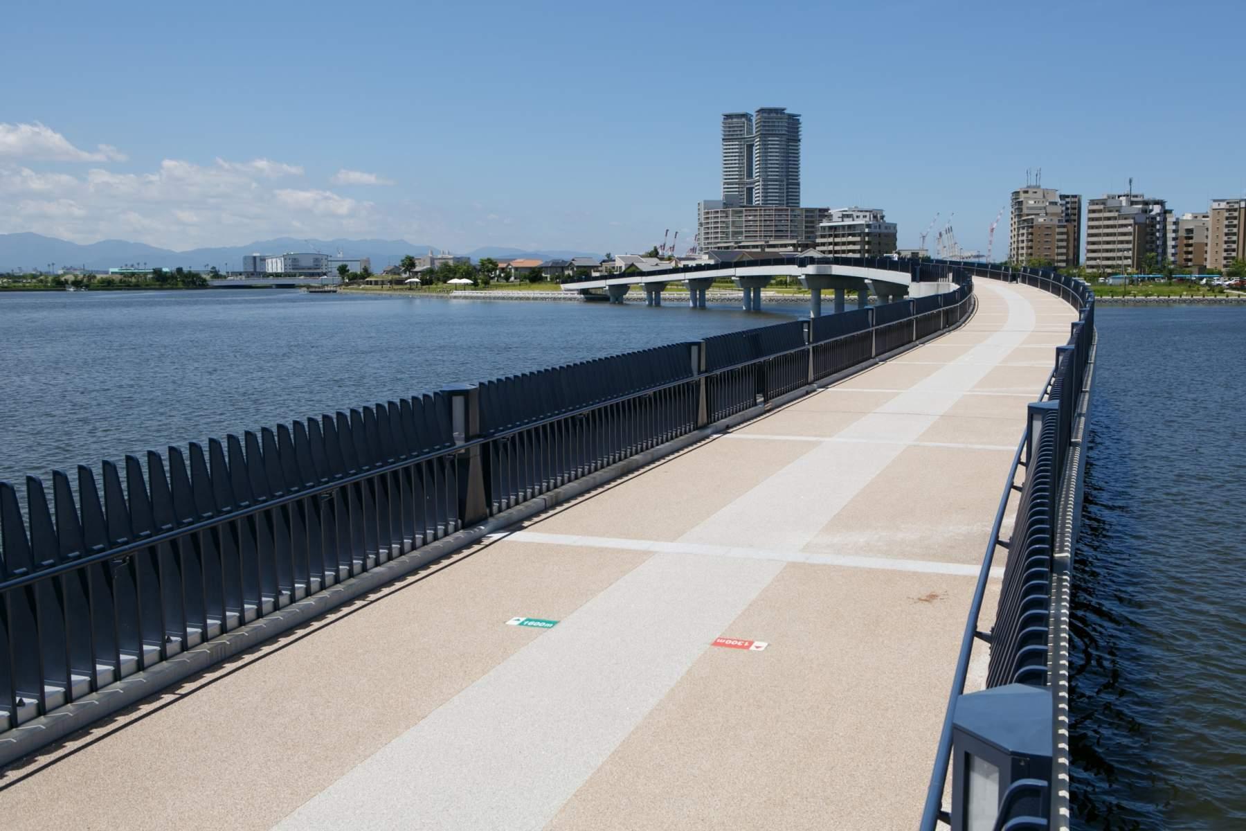 あいたか橋(海上遊歩道)(2013)の画像