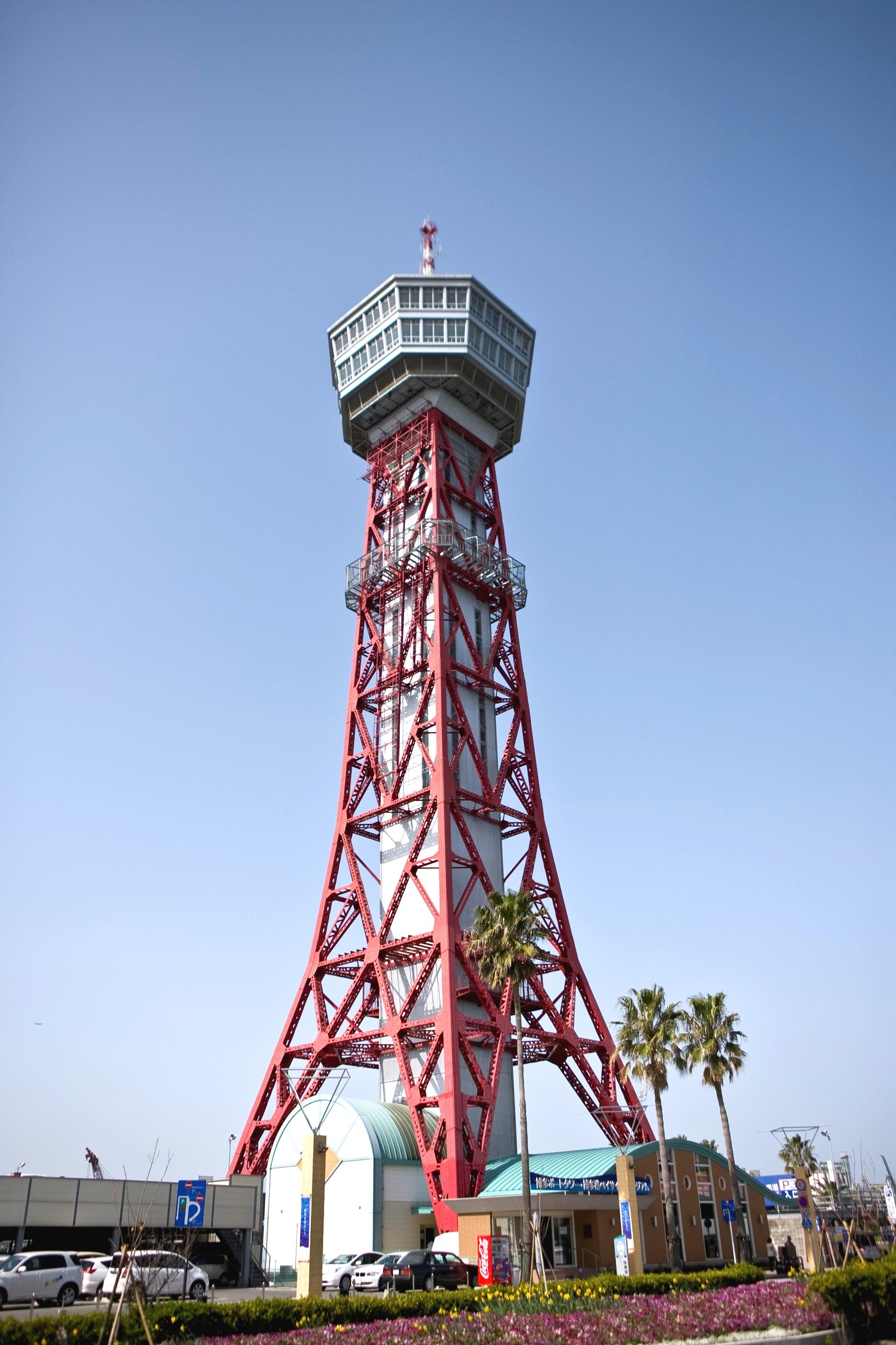 博多ポートタワー(2010)の画像