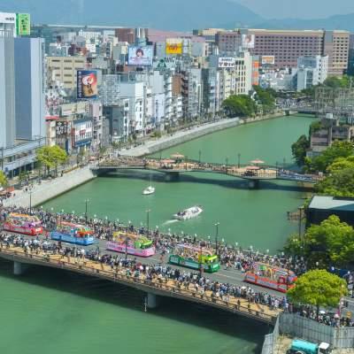 Image of Hakata Dontaku Port Festival(2014)