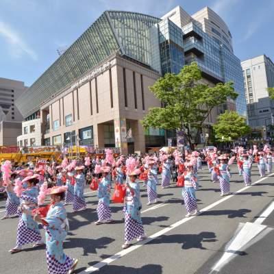どんたくパレード(2014)の画像