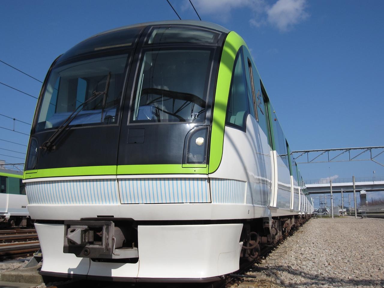 地下鉄車両(3000系)(2013)の画像