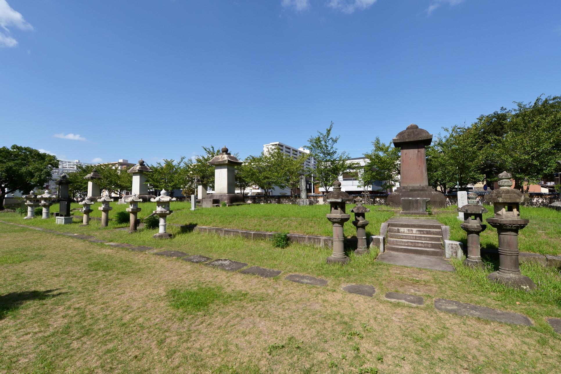 崇福寺・黒田家墓所(2013)の画像