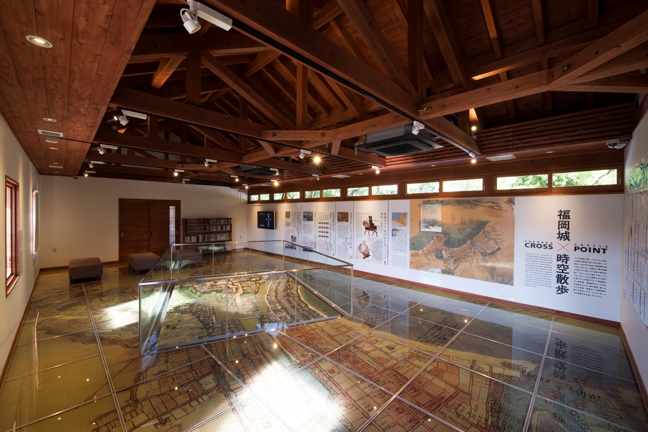 福岡城むかし探訪館(2013)の画像