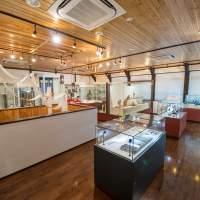 はかた伝統工芸館・内部(2013)の画像