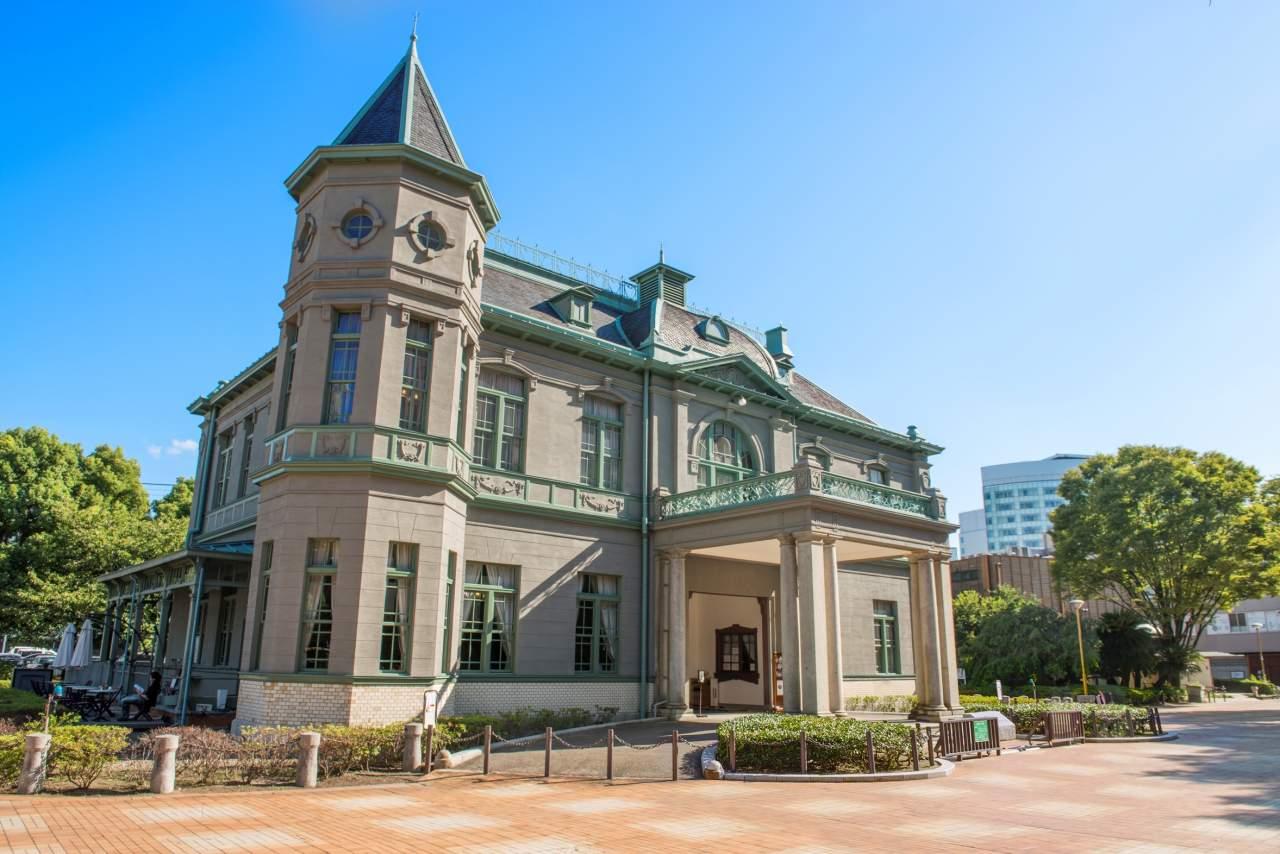 旧福岡県公会堂貴賓館(2013)の画像