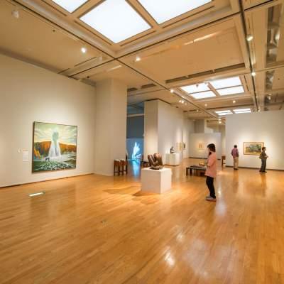福岡アジア美術館(2013)の画像