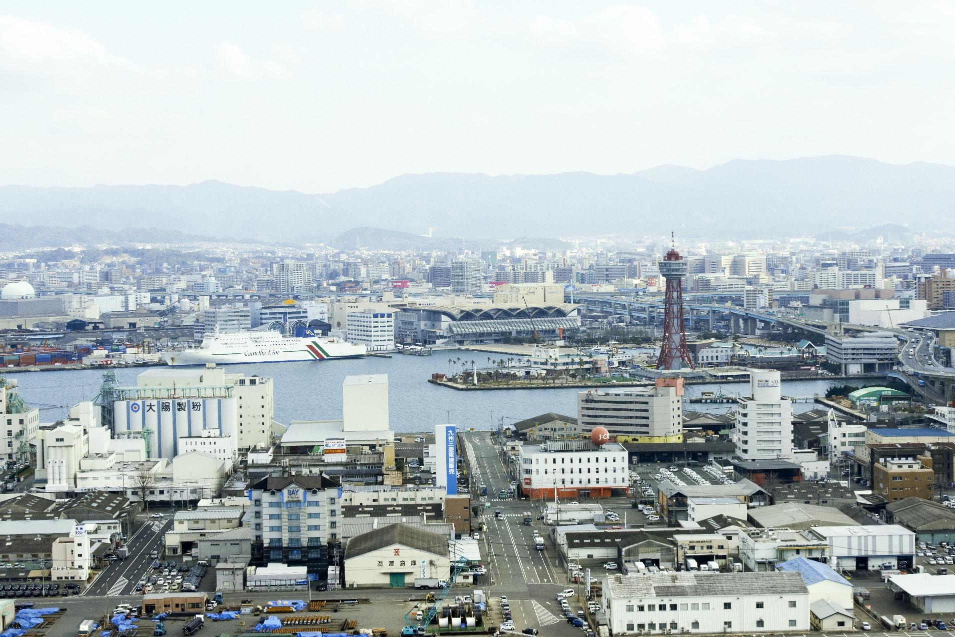 博多港(2013)の画像