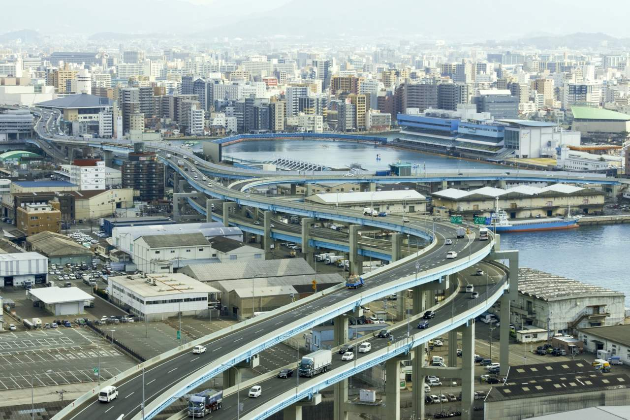 福冈都市高速公路(2013)图片
