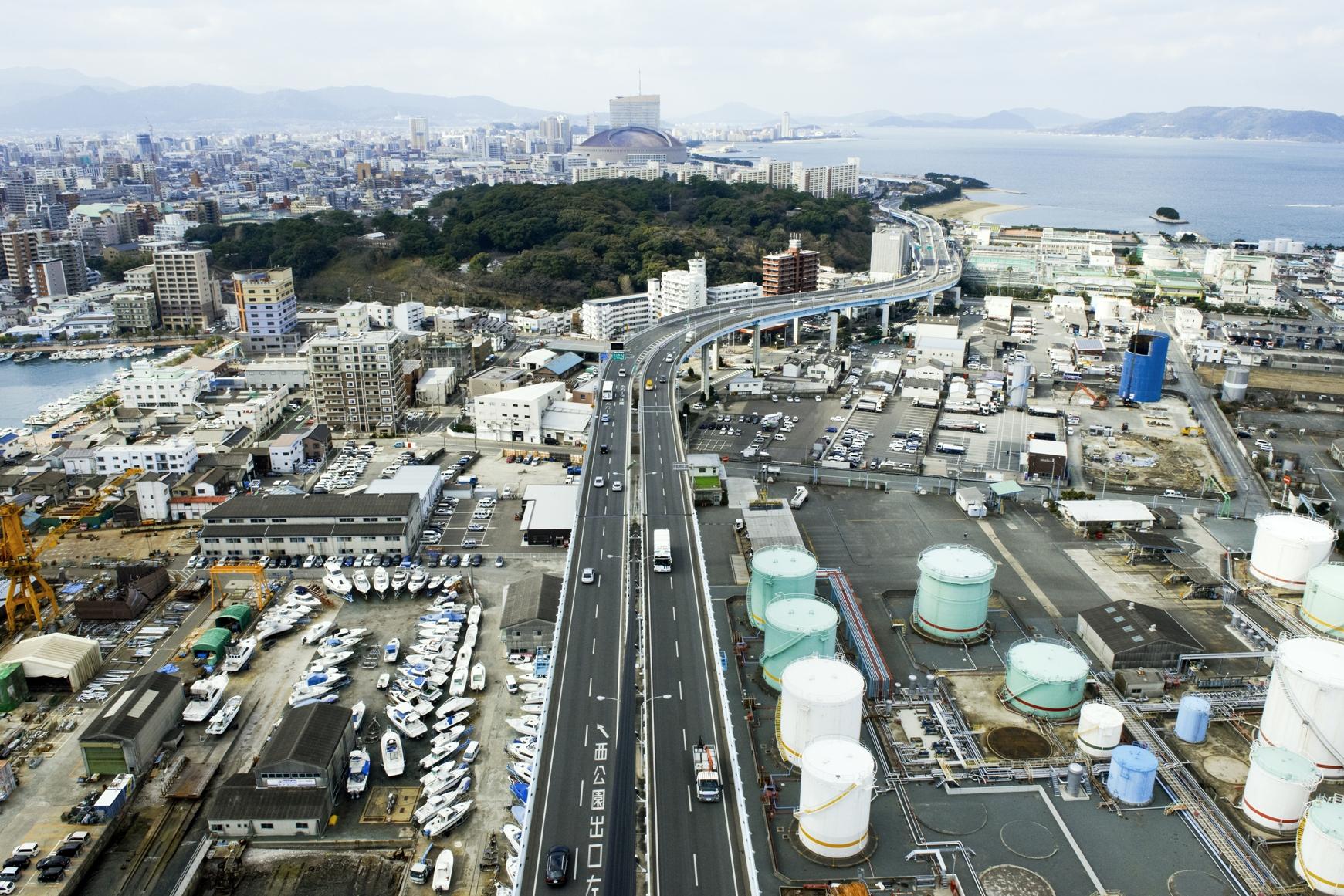 福岡都市高速(2013)の画像